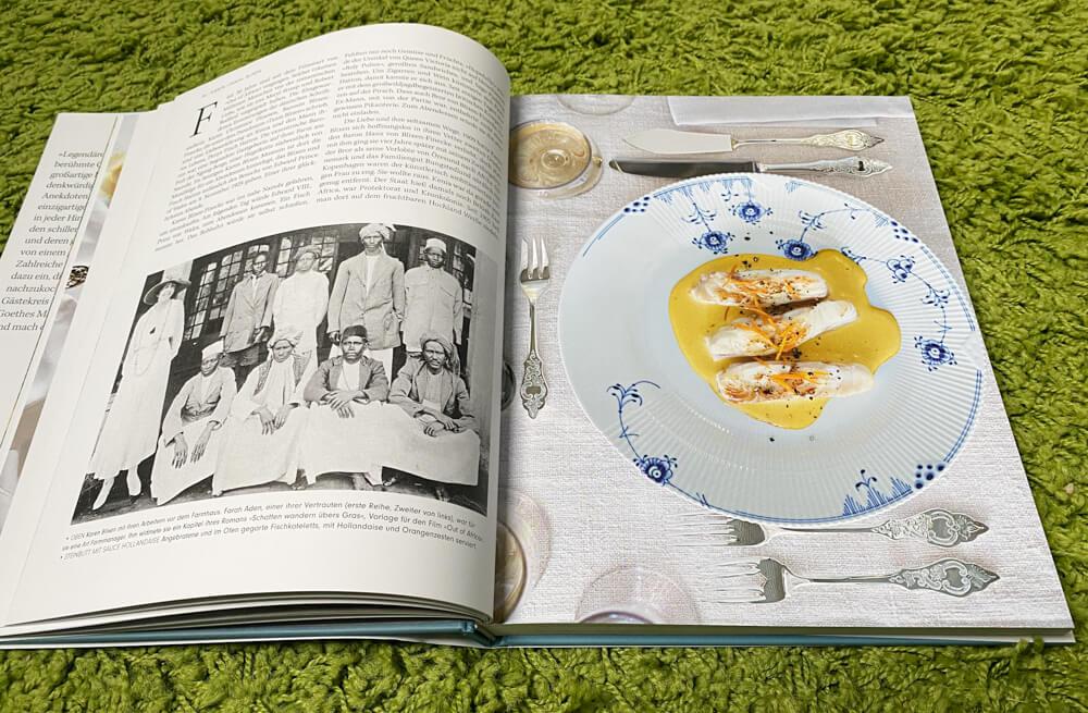 Legendäre Dinner Unvergessliche Rezepte berühmter Gastgeber - gute Bilder & Texte