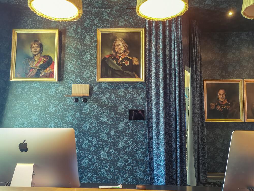 25hours Hotel München The Royal Bavarian - Lobby2