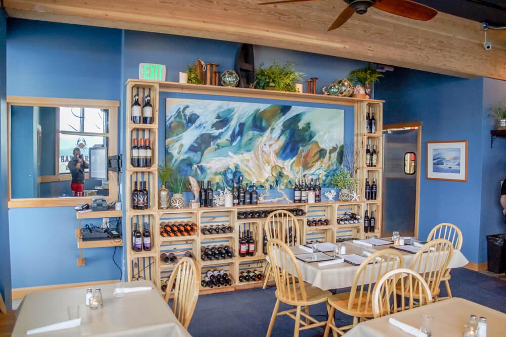 Bar Harbor Ale House, Ketchikan - Speiseraum