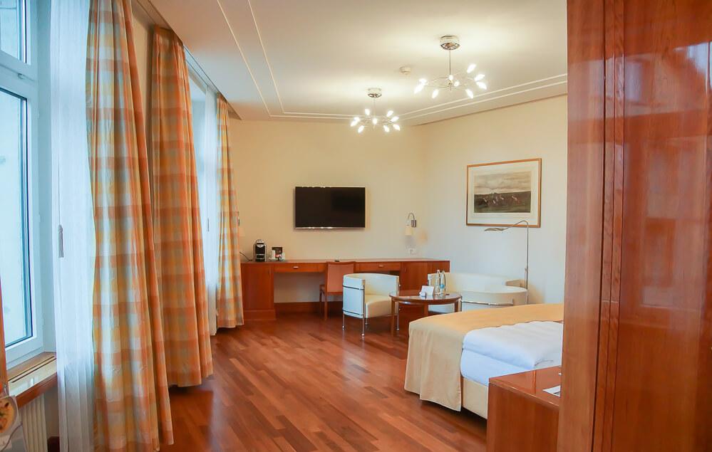 Hotel Einstein St. Gallen - Zimmer 1