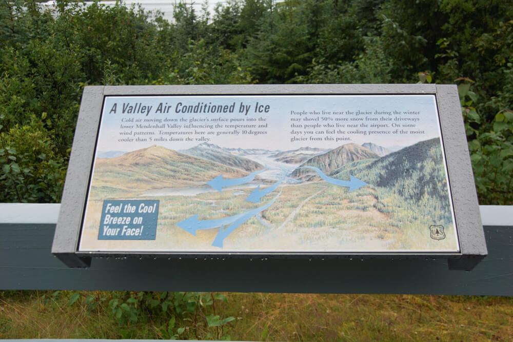 Mendenhall-Gletscher - Kälter als woanders