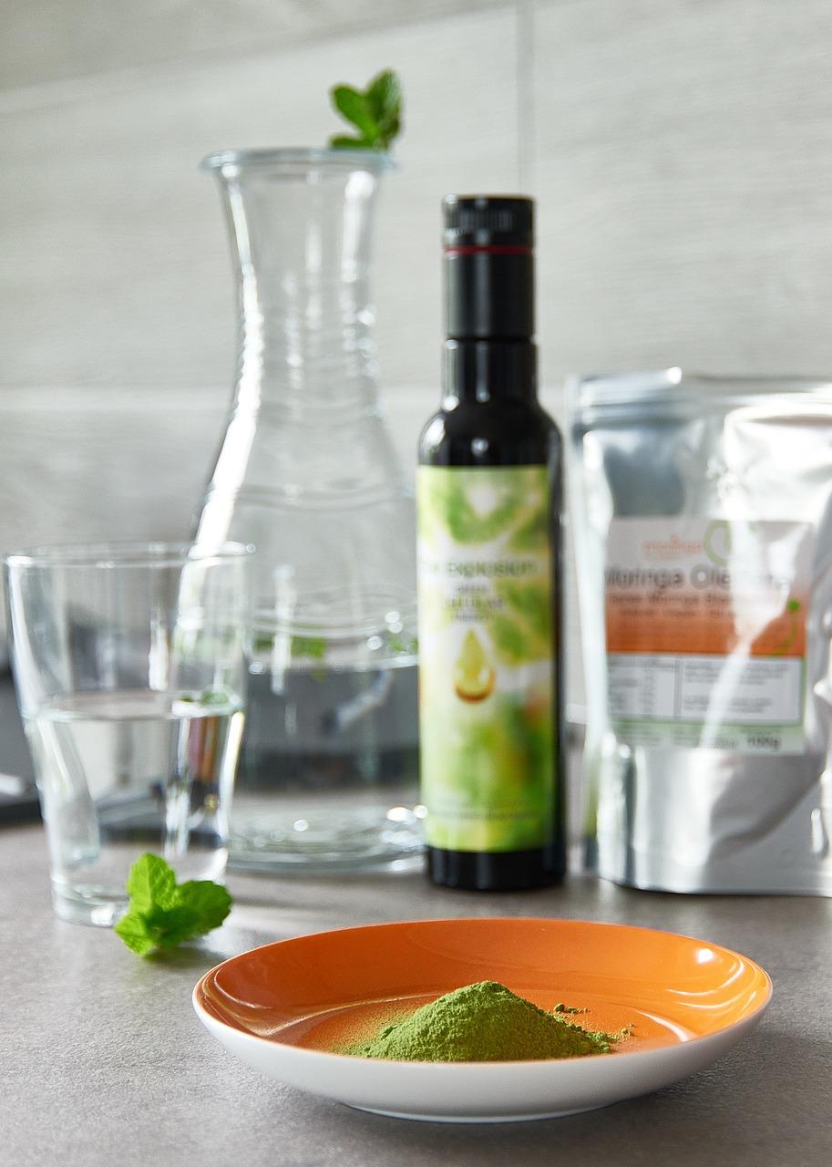 Moringa Pulver in der Küche - ein Superfood