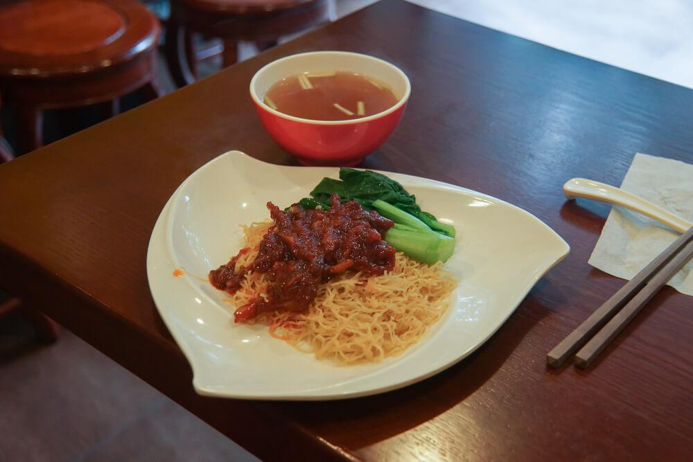 Roca, Hongkong - Wonton Noodles - Bild 4