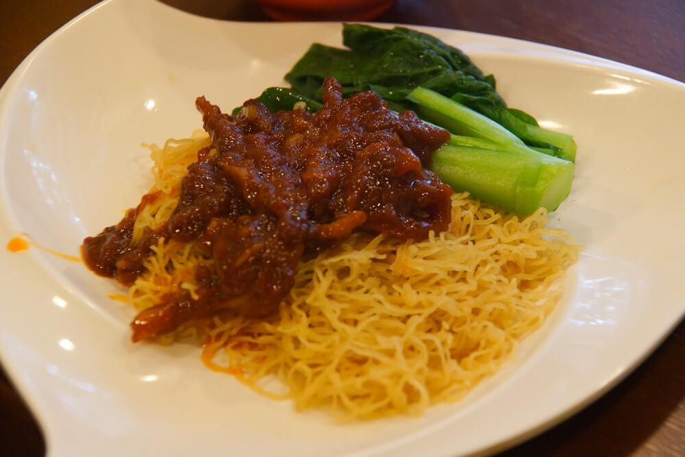 Roca, Hongkong - Wonton Noodles - Bild 5