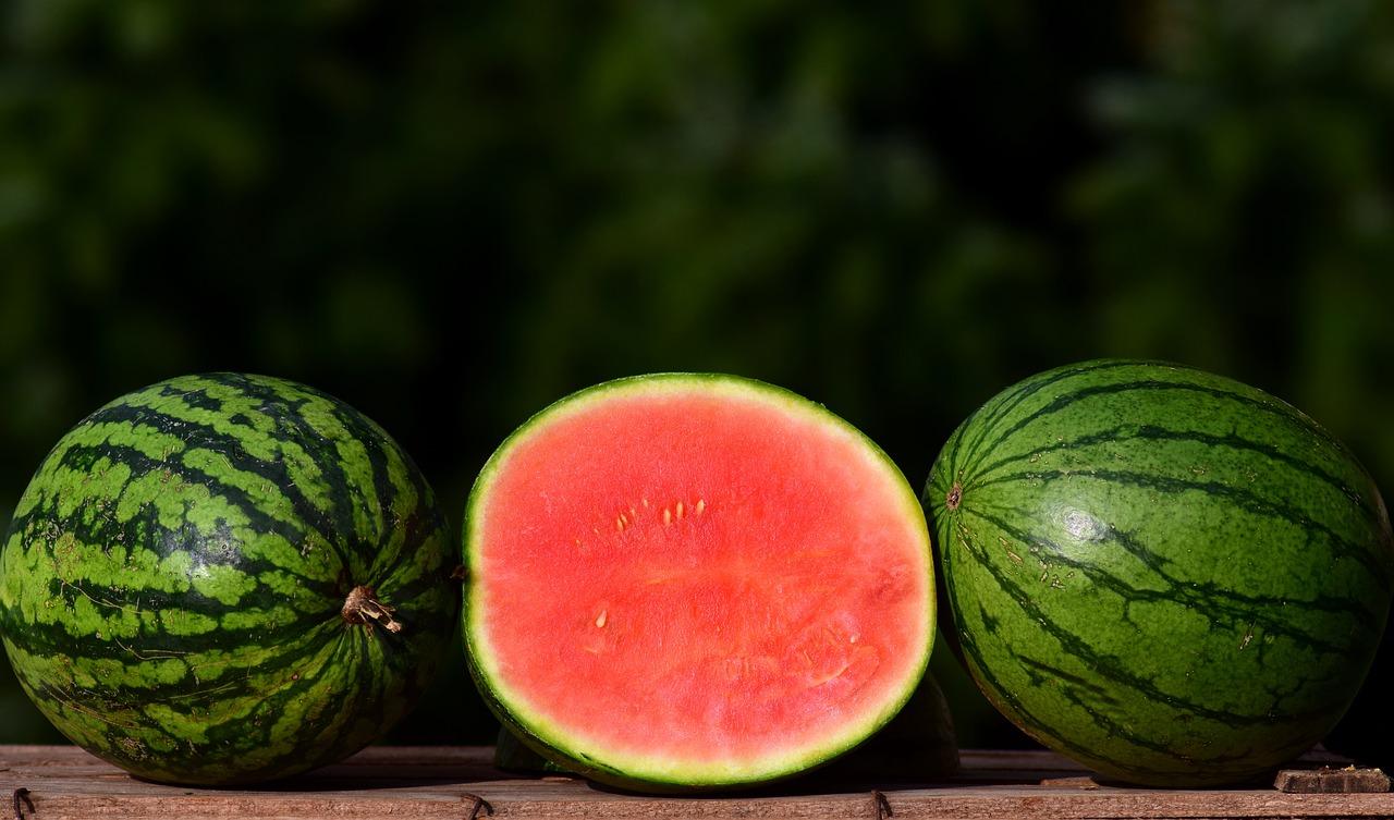 Melone, gesund und kalorienarm