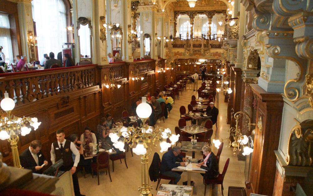 New York Café in Budapest, Ungarn - Innenraum 2