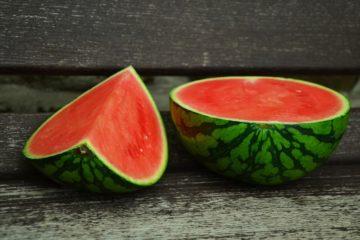 Wassermelone, gesund und lecker