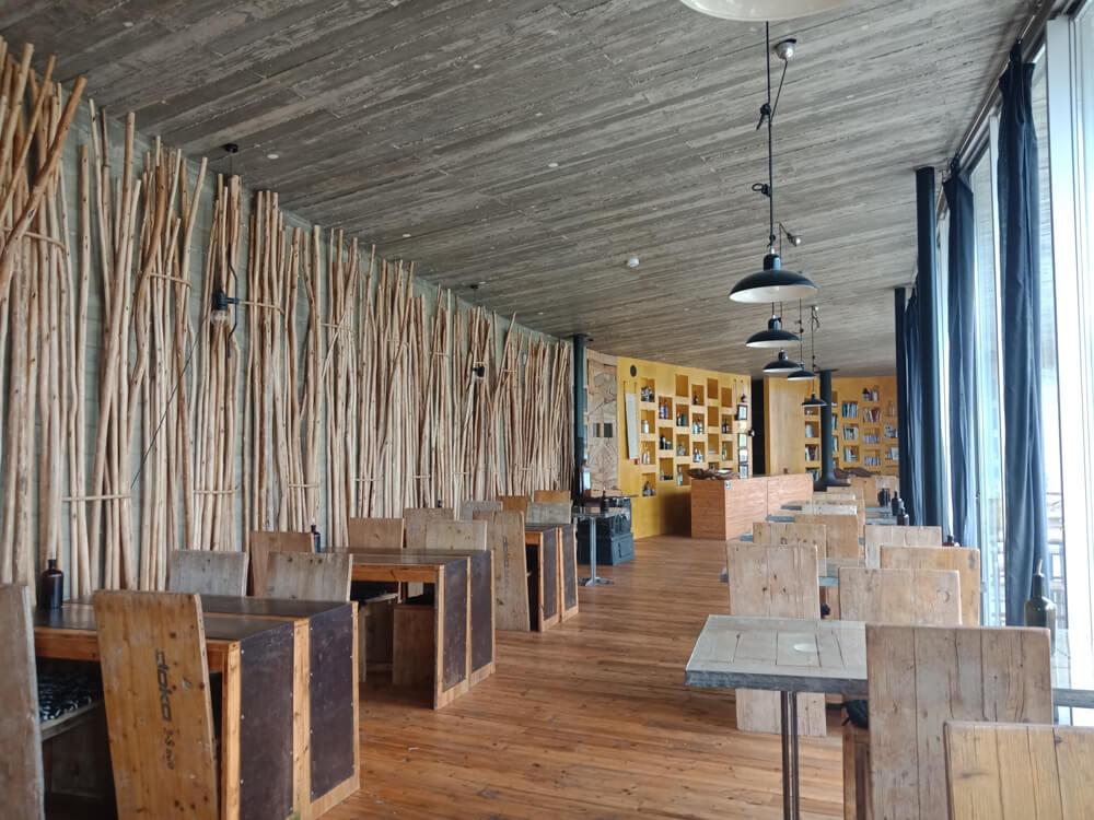 Rio do Prado Hotel, Portugal - Frühstücksraum