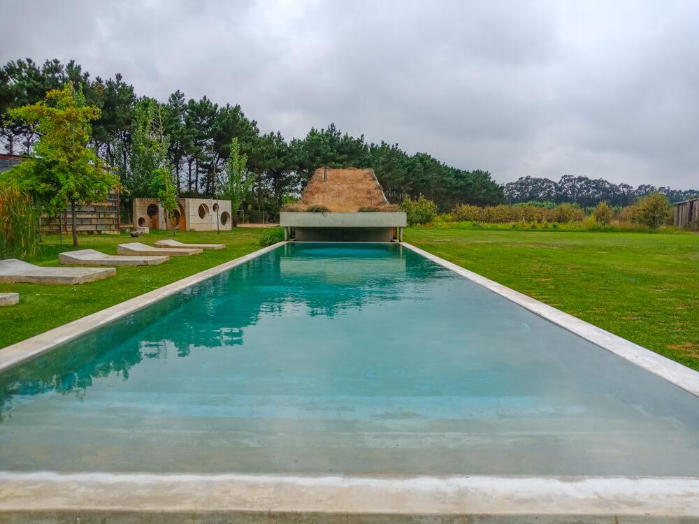Rio do Prado Hotel, Portugal - großer Pool