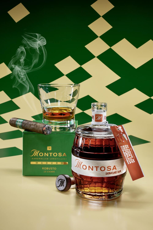Harmonie am Gaumen: Montosa Signature Rum & Montosa Maduro