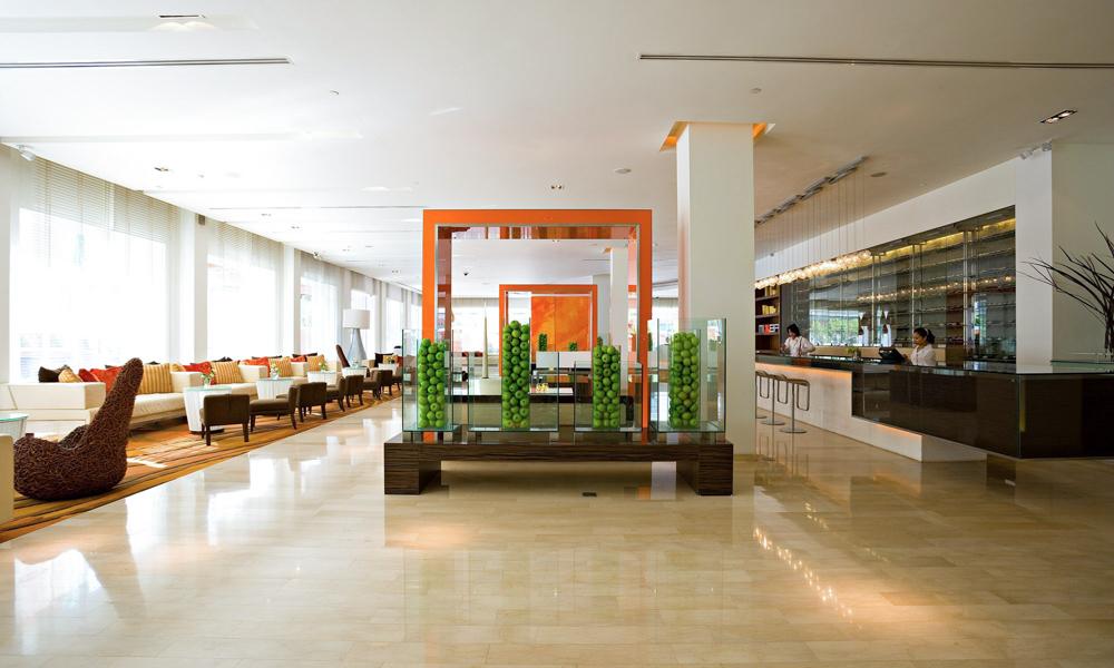 Dusit D2 Chiang Mai Lobby-2