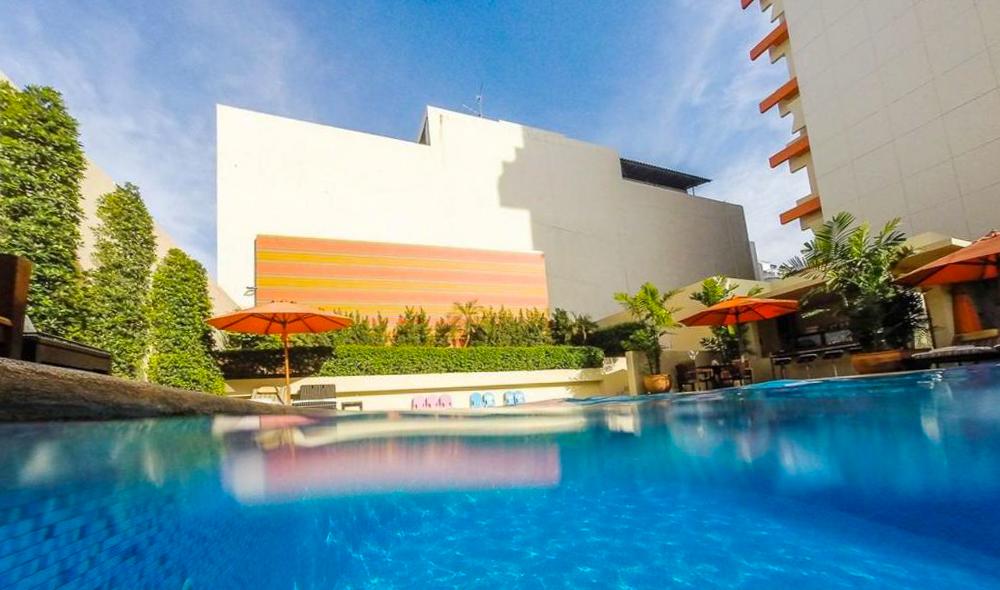 Dusit D2 Chiang Mai Pool-2